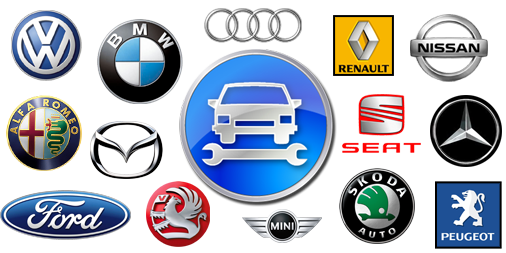 Wij discrimineren niet en repareren alle merken auto's!